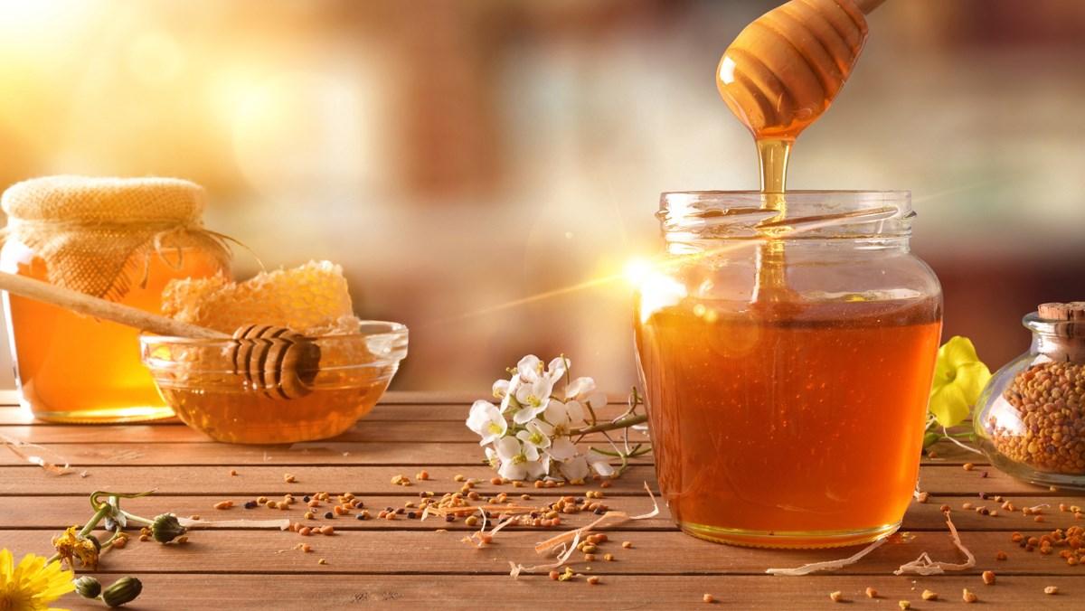 mật ong trị cảm lạnh